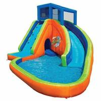 China Banzai Sidewinder Falls Inflatable Water Slide on sale
