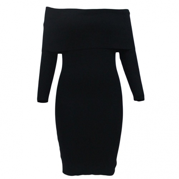 Cheap B&T 9017 lady knitted dress for sale