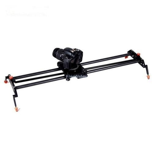 Cheap FW-CPS120 120 Degree Rotated Carbon Fiber Camera Video Slider 120CM for sale