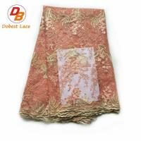 Quality Beautiful Tulle Lace Fabric Lace wholesale