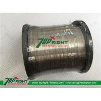 China Nichrome resistance wire on sale