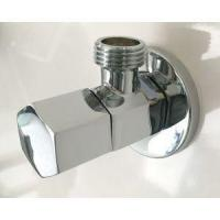 Quality Silver Color Brass Angle Valve 1/2 Inch wholesale