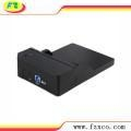 China 2.5/3.5 SATA Horizontal HDD Docking Station Enclosure