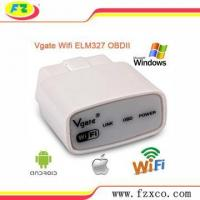 Buy cheap Vgate WIFI ELM327 obd2 car scanner tool from wholesalers