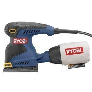Cheap Factory-Reconditioned Ryobi ZRS652DK 1/4-Sheet Pad Sander for sale