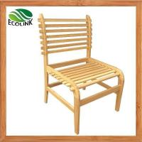 Quality Bamboo Elastic Dining Chair Leisure Chair For Bamboo Furniture wholesale