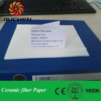 Quality Electric Melting Furnace Contact Now Insulating Ceramic Gasket Kaowool Paper wholesale