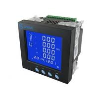 Quality FU2200B RS485 and RJ45 digital power meter with PC software wholesale