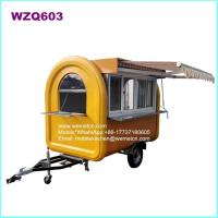 Quality 2017 Hot Sale Mobile Catering, Breakfast Cart, Fast Food Catering wholesale