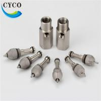 China Ultrasonic Conveyor Belt Dry Fog Jet Spray Nozzles Fogging Nozzles on sale