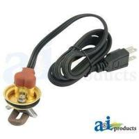 Buy cheap Universal Tractor, Combine Engine Block Frost Plug Heater 40mm 400 Watt Part No: A-5B364 from wholesalers