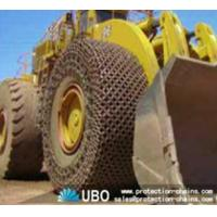 Quality Tire protection chain for OTR tire used on wheel loader wholesale