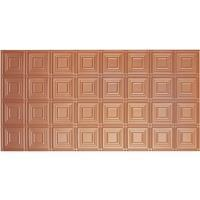 Buy cheap 2X4 Coppr Tin-Look Panel, 204-01 from wholesalers
