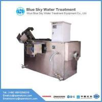 Quality Wastewater Treatment Low Price Oil Separator for Wastewater wholesale
