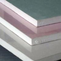 China The Plasterboard Fire Resistant Plasterboard on sale