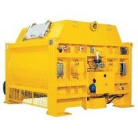 Buy cheap Sicoma Twin Shaft Compulsory Concrete Mixer from wholesalers