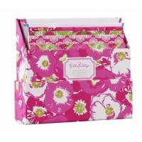 Quality Lilly Pulitzer Note Card Set With Free Gift wholesale