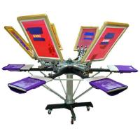 Quality Manual T-Shirt Screen Printing Machine wholesale