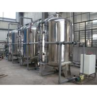 1-100T / h mineral water, water treatment lines