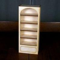 Quality I - Single Dollhouse Bookcase Kit wholesale