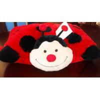 Quality MB-1086,Red Bee Cushion 55cm wholesale