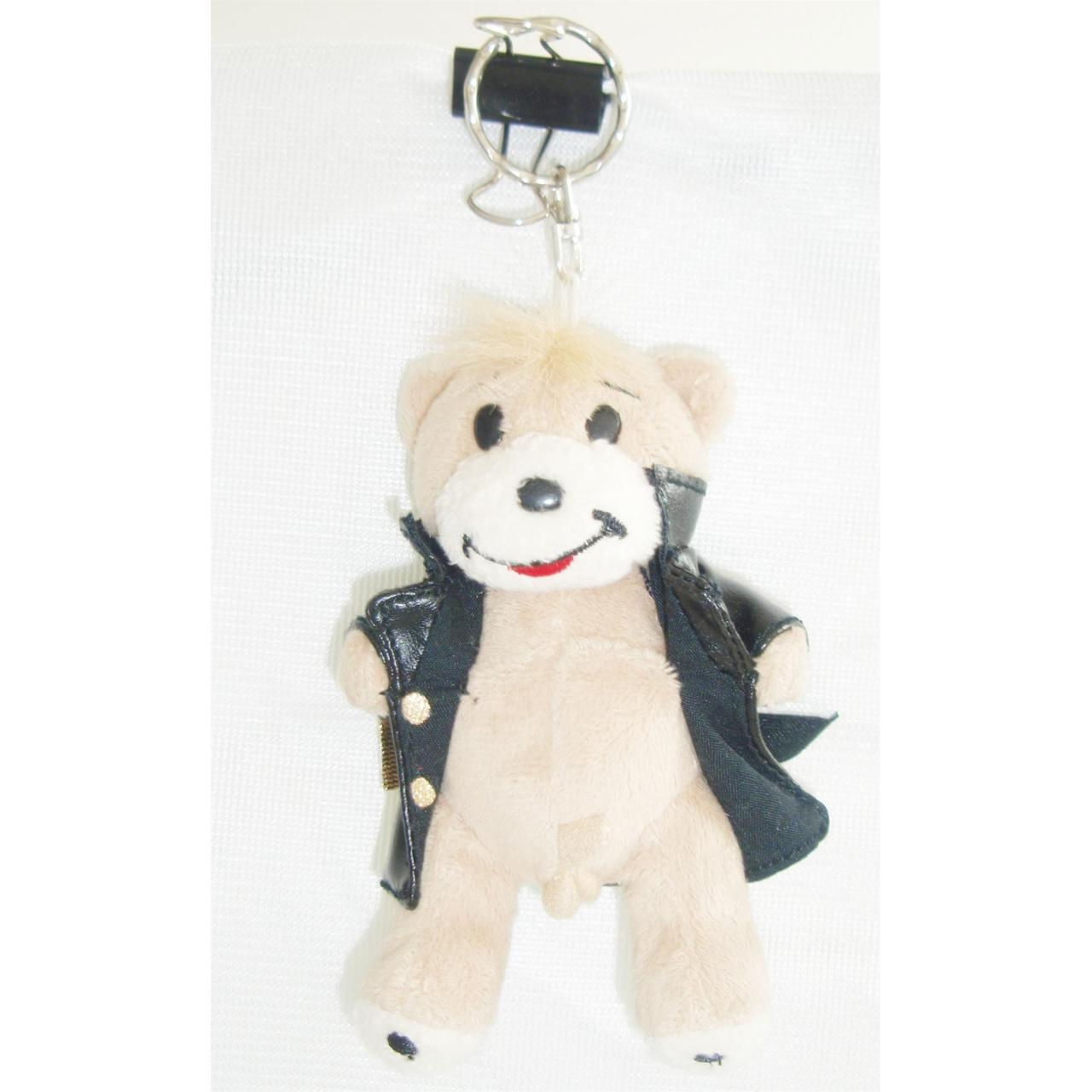 Quality MB-1091-3,Bear with fur clothing wholesale