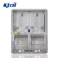 China Domestic transparent single phase house electric meter box KT-202J on sale