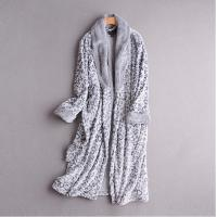 Buy cheap Fashion Design Cutting Flannel Robes from wholesalers