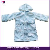 Quality Hot Sale Polyester Fleece Baby Robes wholesale