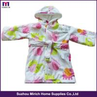 Quality China Factory Hooded Baby Night Robe wholesale