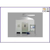 UL 1685 Wire Cable Vertical Wire Testing Equipment With Smok