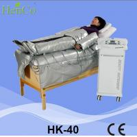 China Shock Wave HK-40 3 in 1 Lymph massaging drainage Body shaping Pressotherapy Machine on sale