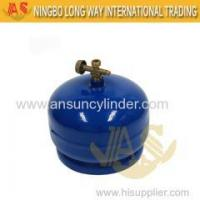 China Small Gas Cylinders For Africa With Low Price on sale