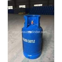 China 12.5kg LPG Gas Cylinder with Good Quality and Price on sale