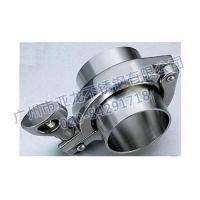 Stainless steel heavy duty double clamp