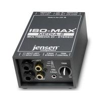 Quality JENSEN MEDIA-2 2CH STEREO MULTI-PURPOSE DIRECT BOX wholesale