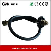 China Rubber flexible gas hose for gas grill on sale
