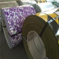 Buy cheap PPGL color coated galvanized steel coil from wholesalers