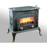 China Cast Iron Fireplace UV-CF001 on sale