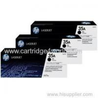 Buy cheap HP 35A Black Original LaserJet Toner Cartridge from wholesalers