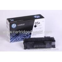 Buy cheap HP 05A Black Original LaserJet Toner Cartridge (CE505A) from wholesalers