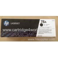 Buy cheap HP 78A Black Original LaserJet Toner Cartridge (CE278A) from wholesalers