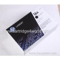 Buy cheap HP 16A Black Original LaserJet Toner Cartridge 7516A from wholesalers