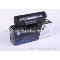 Buy cheap HP 12A Genuine Original HP 2612a Laser Toner Cartridge from wholesalers