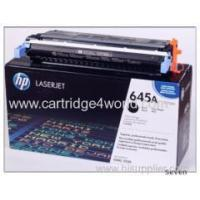 Buy cheap HP 645A Color Original LaserJet Toner Cartridge (C9730A-C9733A) from wholesalers