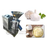 Quality Nut Butter Mashed Garlic Grinding Machine With Factory Price wholesale