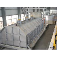 Movable Trolley Furnace