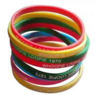 Quality Silicone Rubber Bracelet wholesale
