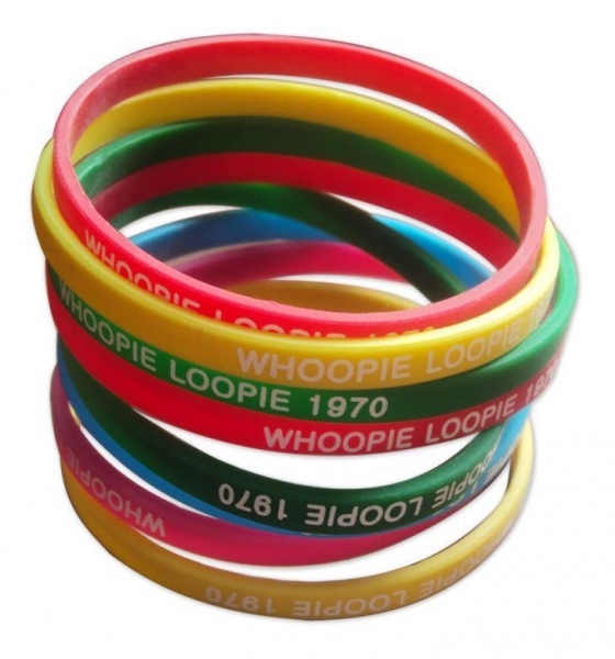 Cheap Silicone Rubber Bracelet for sale
