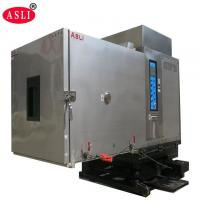 THV-1000-E Vibration Test chamber with temperature and climatic control